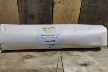 Kriemhild Dairy Grass-fed Meadow Butter Roll Unsalted