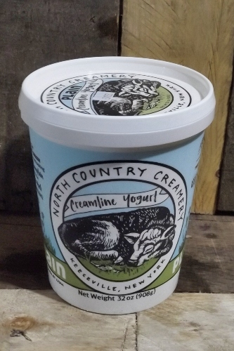 North Country Creamery Plain Yogurt