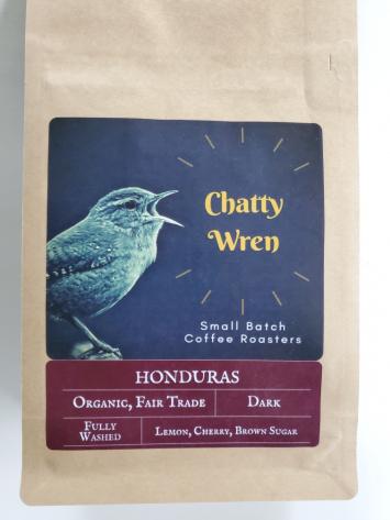 Dark Roast Coffee - Honduras Whole Bean
