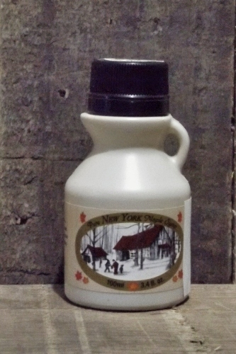 All Natural Maple Syrup Mini Size