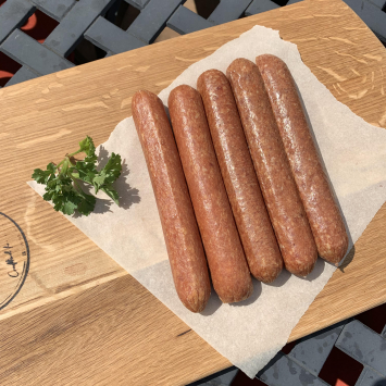All Beef Hot Dogs (Nitrate & MSG Free)
