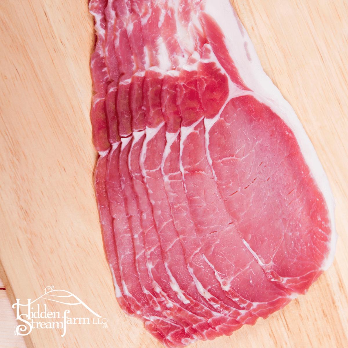 British Bacon, Uncured