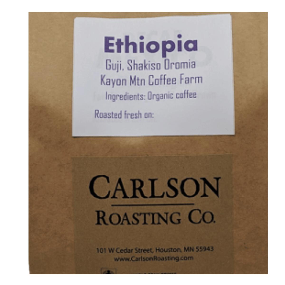Coffee, Ethiopia Guji