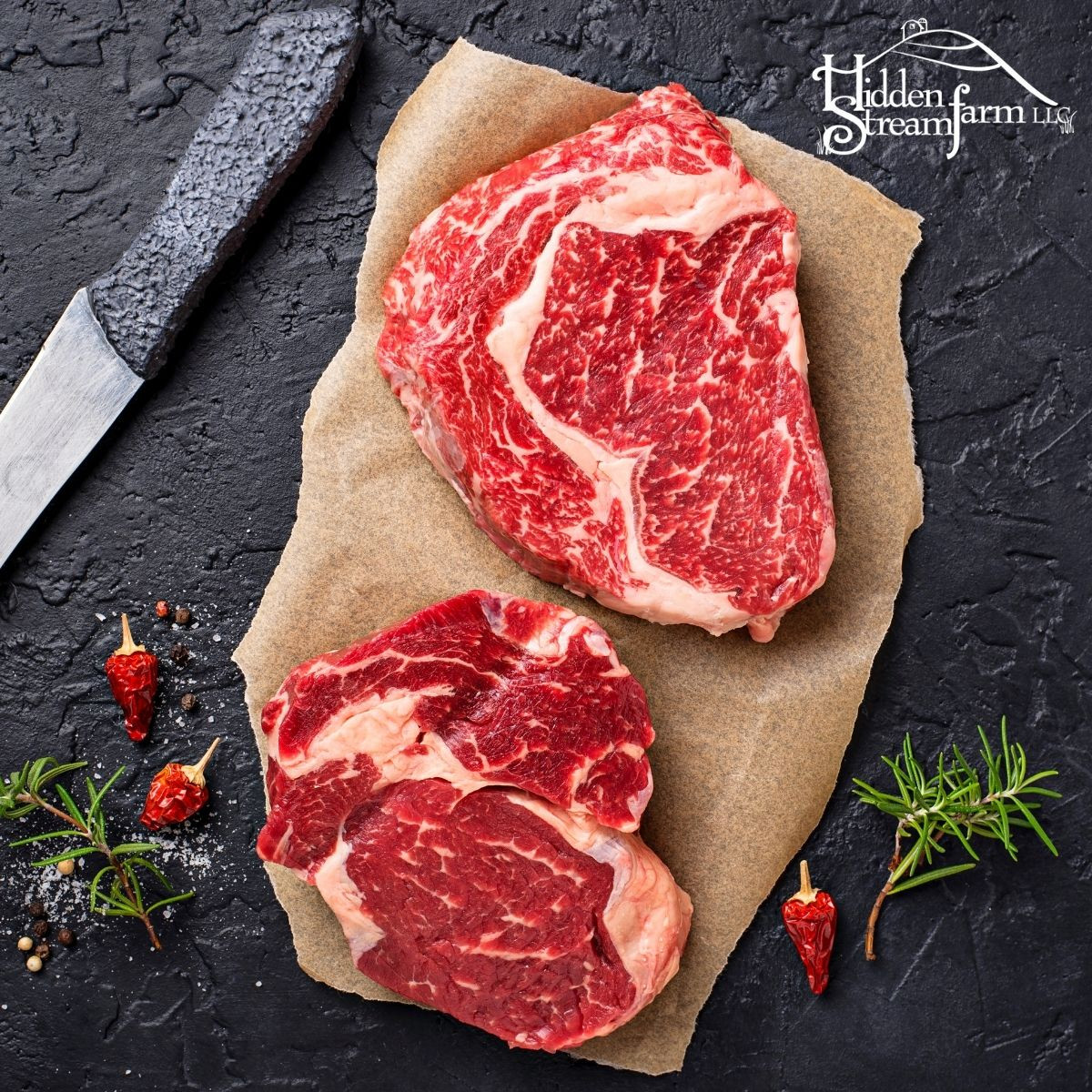 Grass-Fed Flat Iron Steak