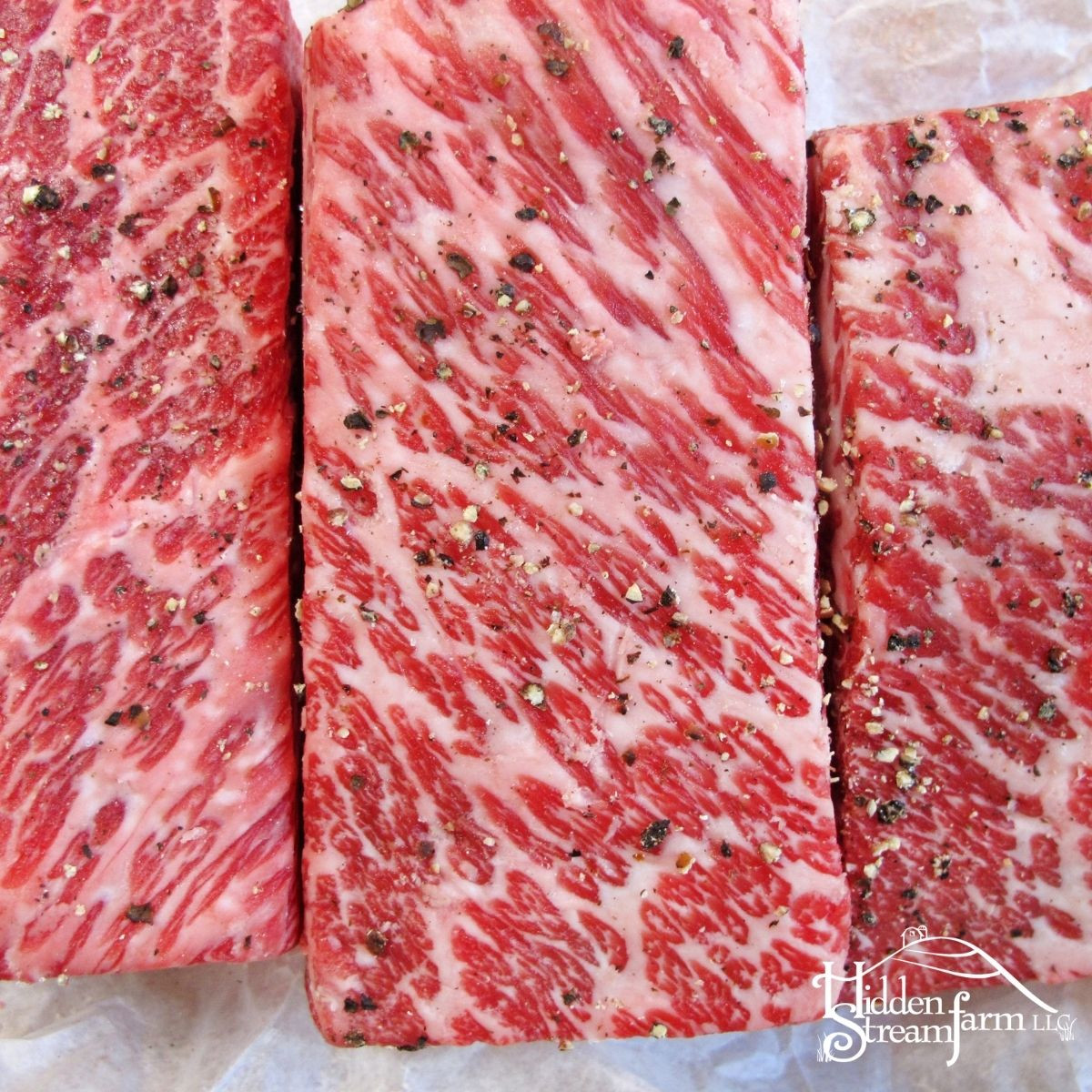 Grass-Fed Short Rib