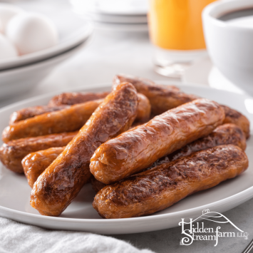 Breakfast Links with Country Seasoning