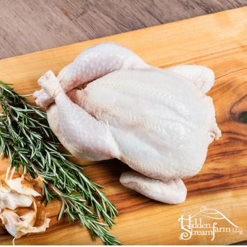 Chicken, Whole, 4 lb - Pasture Raised