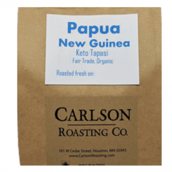 Coffee, Papua New Guinea