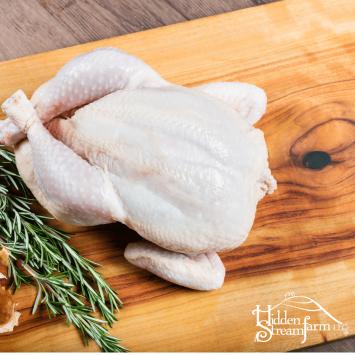 Pasture Raised - Quartered-Half Chicken