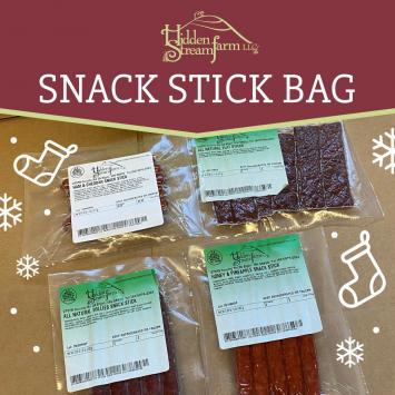 Snack Bag - Snack Sticks