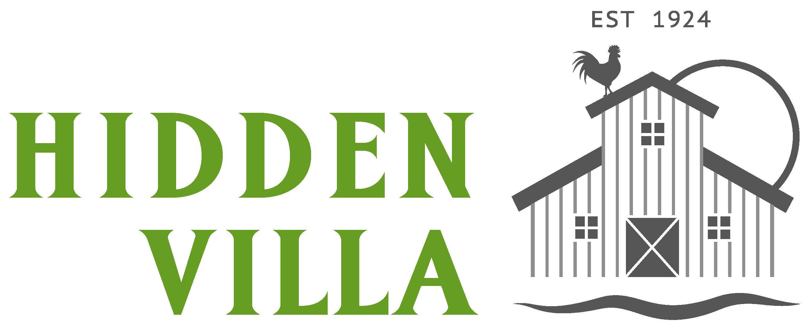 Hidden Villa Logo