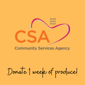 CSAMV Donation $25