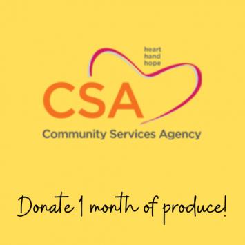 CSAMV Donation $100