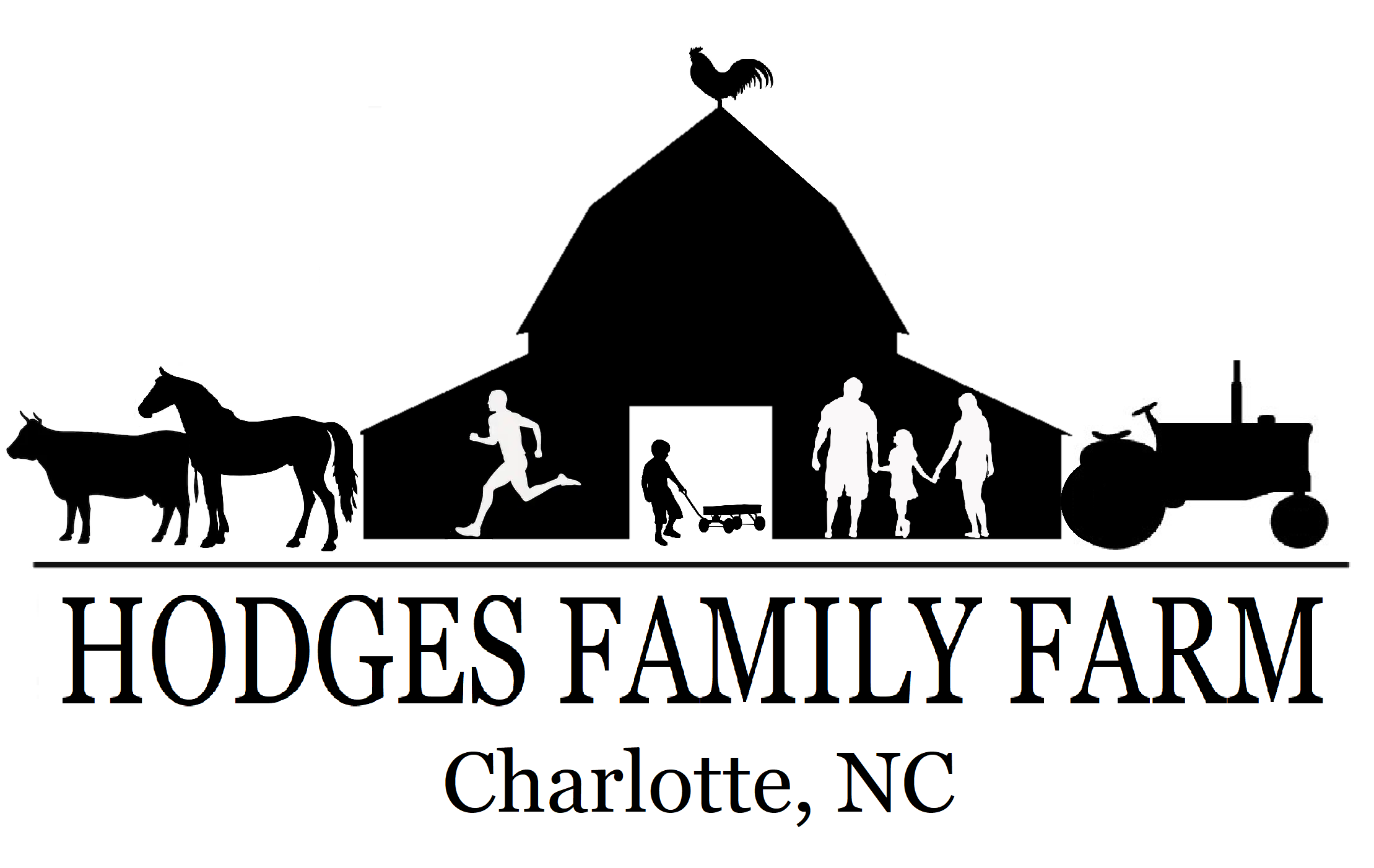 Hodges Family Farm Logo