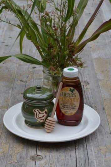 Honey - Mint Hill -  1 lb Squeeze