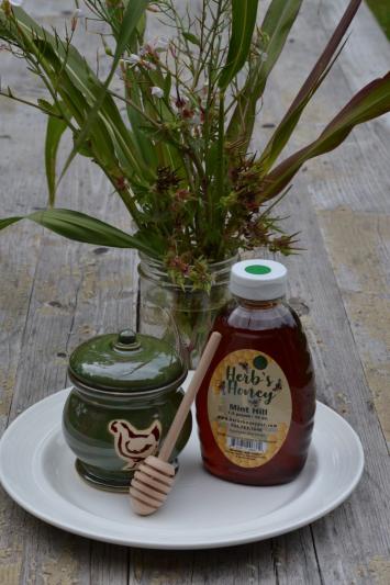Honey - Mint Hill -  1.5 lb Squeeze
