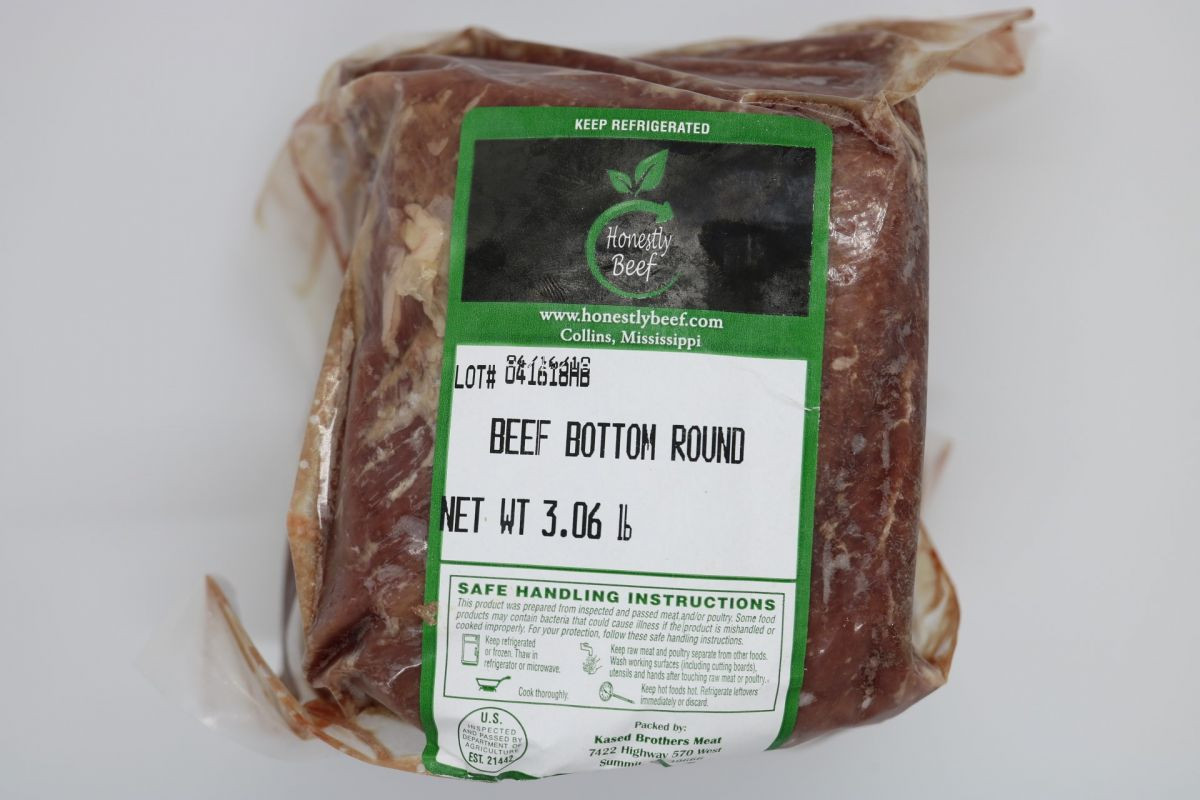 Roast - Bottom Round (Rump)