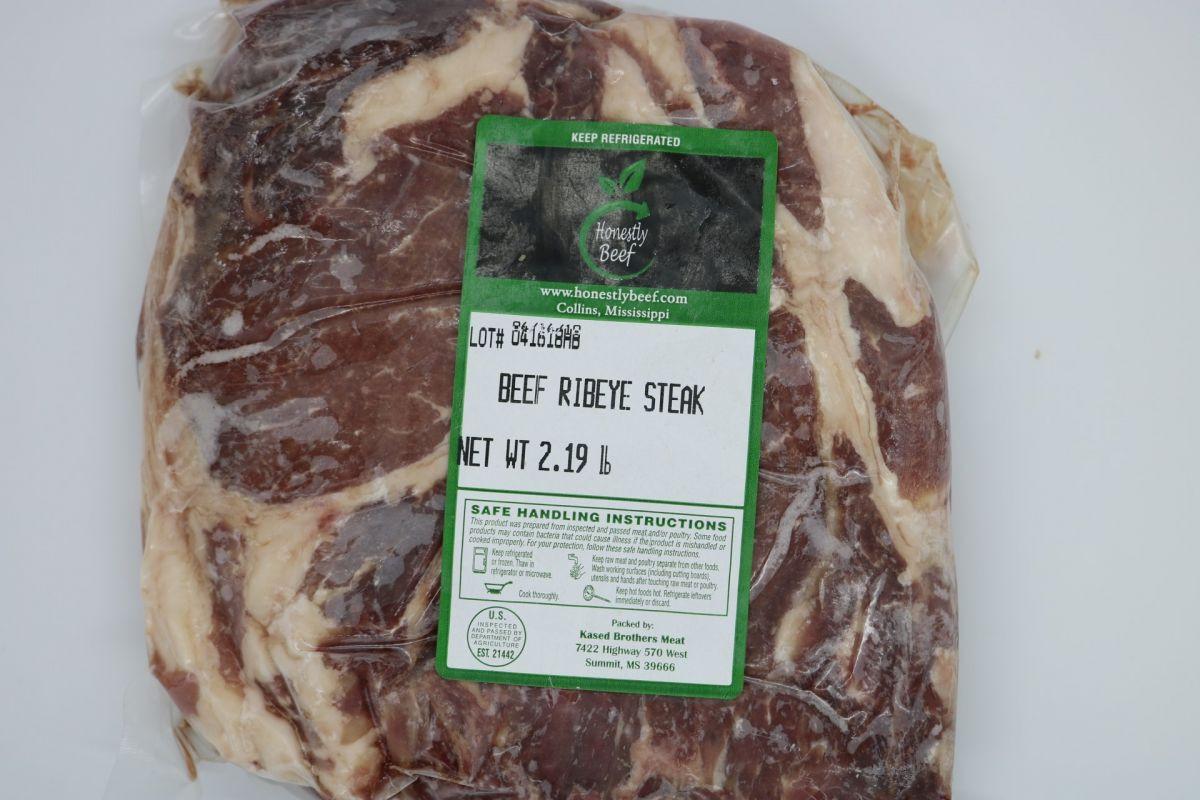 Steak - Ribeye