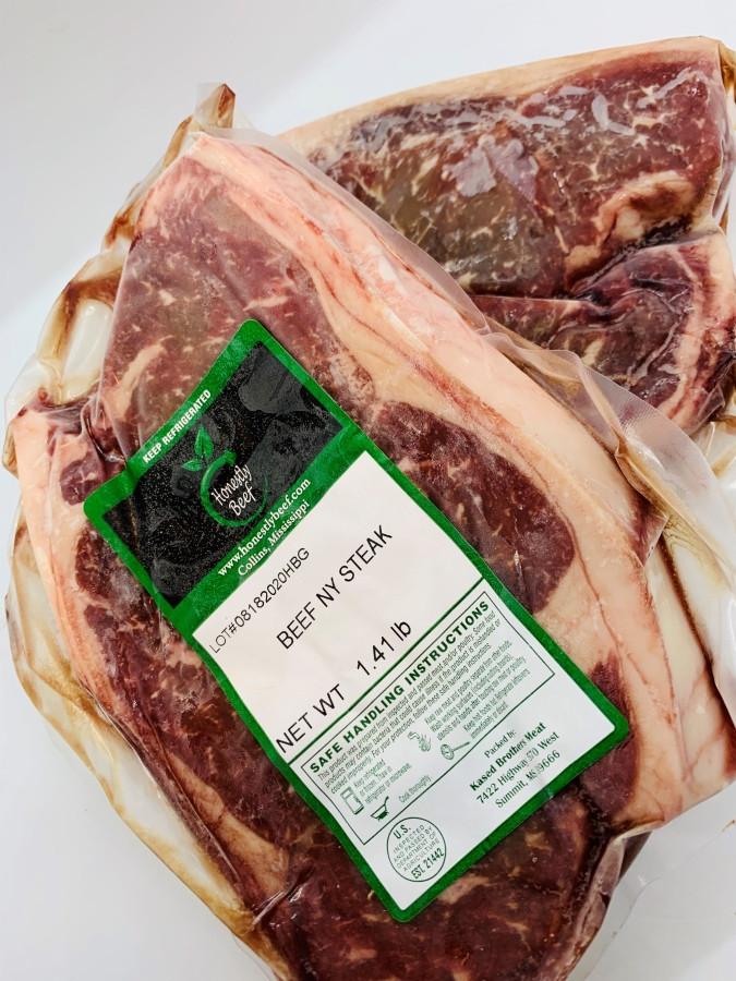 Steak - NY Strip