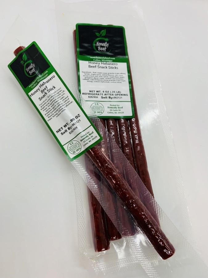 Honey Habanero Snack Stick