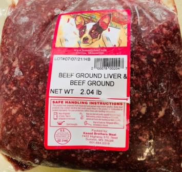 Liver & Beef