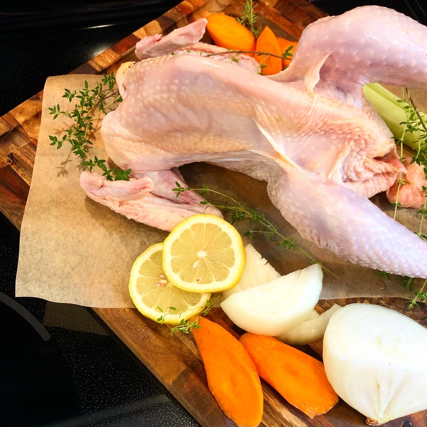 Whole Chicken (Heritage Breed)