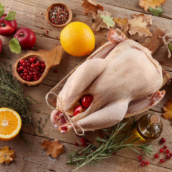 Whole Thanksgiving Turkey (Heritage Breed) DEPOSIT