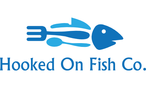Hooked On Fish Co Logo
