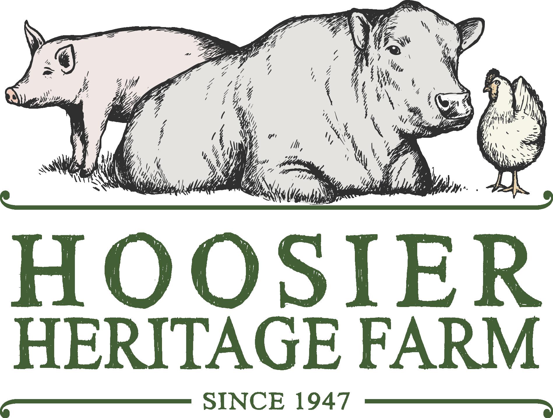 Hoosier Heritage Farm Logo