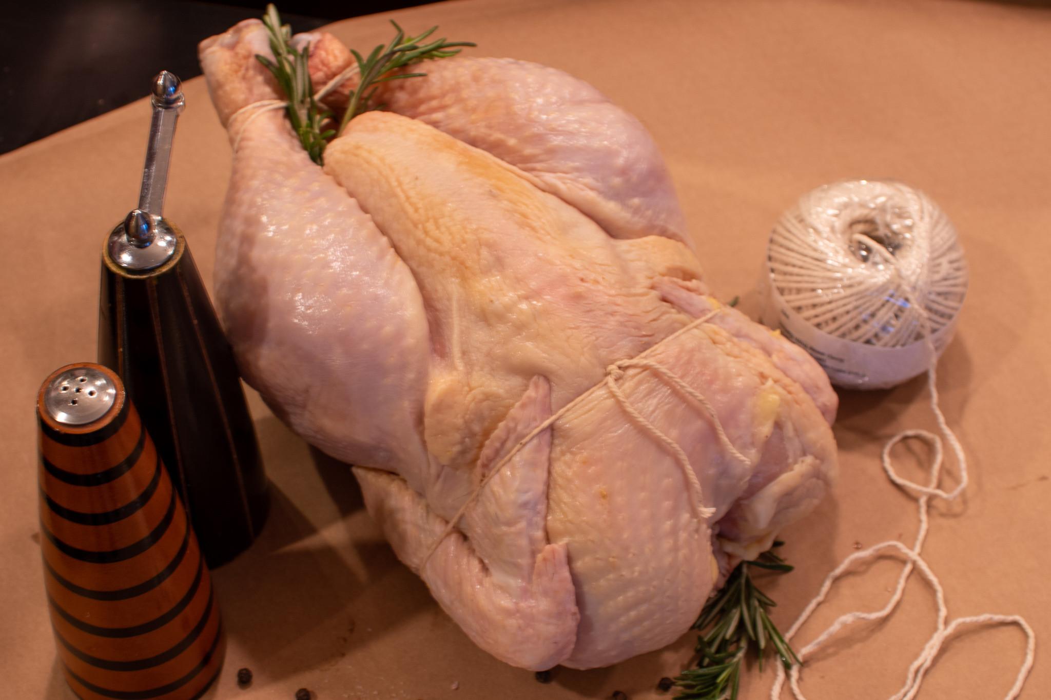 (3-4 lb) Whole Chicken