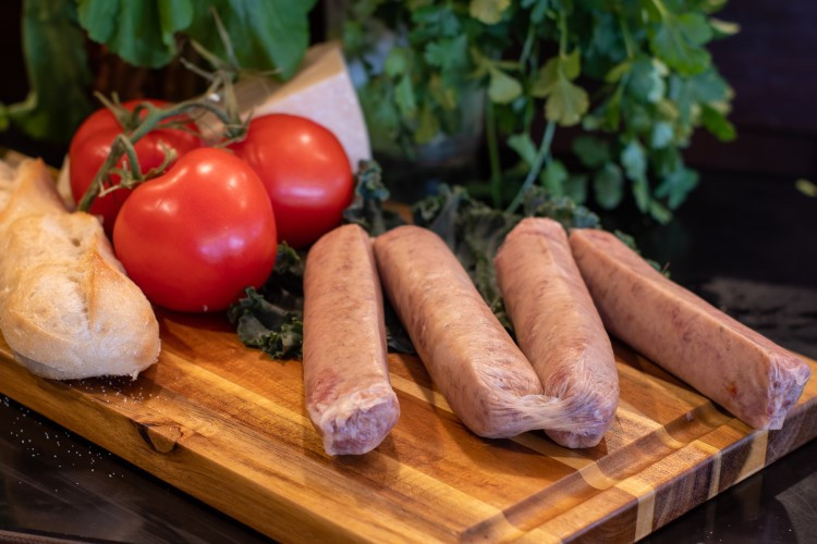 Cased Mama's Mild Italian Pork Sausage