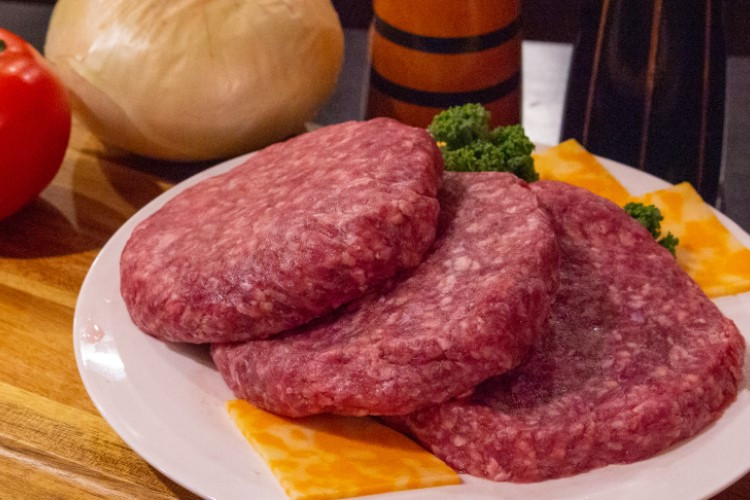 5-Pk Grass-Fed Ground Beef Patties
