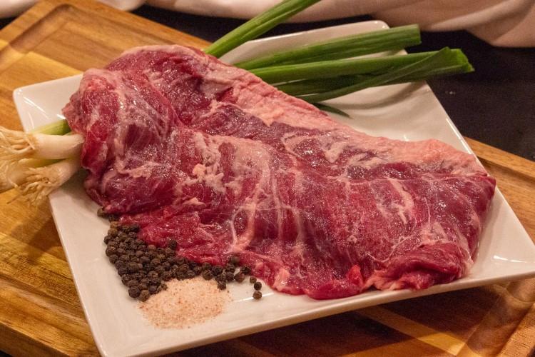 Grain-Finished Skirt Steak