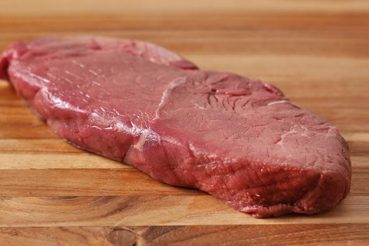 Grain-Fed Sirloin Steak
