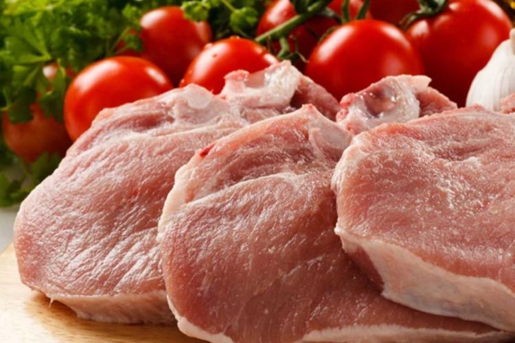 "3/4"" Smoked Bone-In Pork Chops"