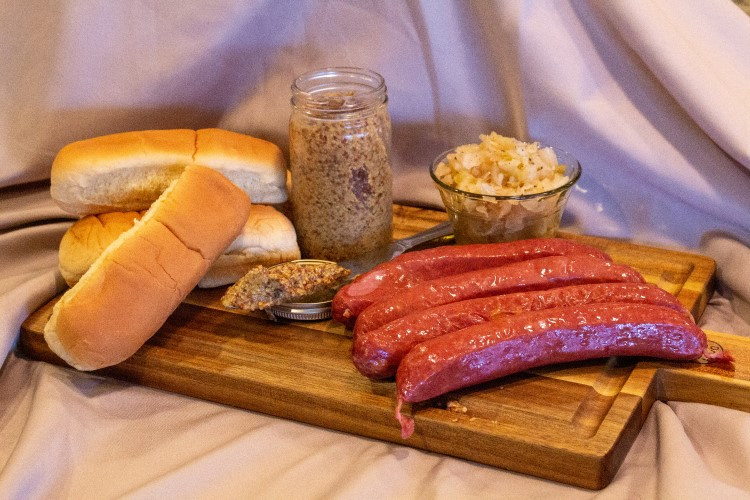 Grain-Finished All-Beef Franks