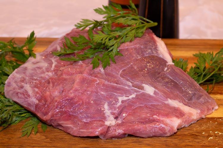 Grain-Finished Flank Steak