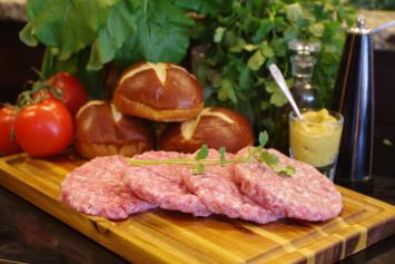 Pork Burger Patties
