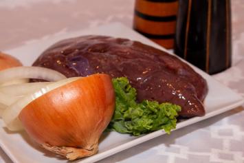 Grass-Fed Beef Liver
