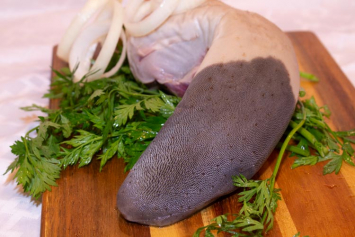 Grass-Fed Beef Tongue