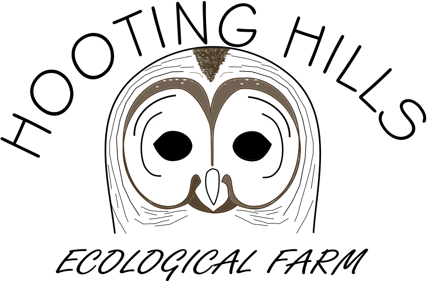 Hooting Hills Ecological Farm Logo