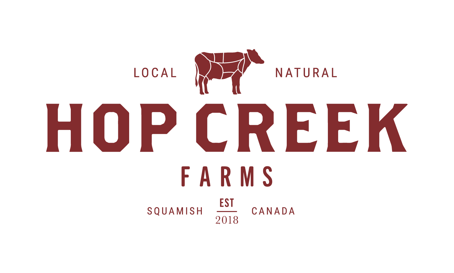 Hop Creek Farms Logo