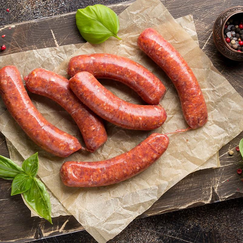 Beef Dinner Sausage