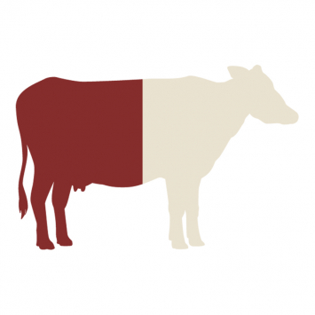 Grass-fed Half Beef (for Farm Pickup)