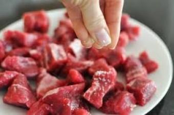 Beef - Stew  (kabob)