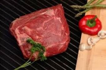 Beef Chuck Roast (top or bottom round)
