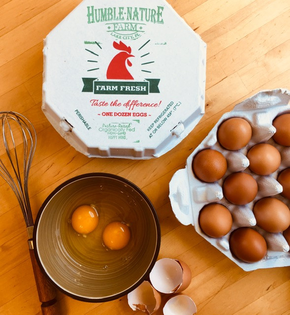 Eggs! Market Changes and Deliveries!!