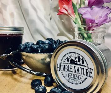 Local Blueberry Jam