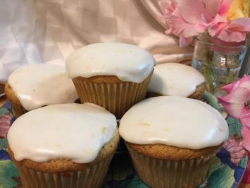 Gluten, Dairy & Soy Free Lemon Poppy Muffins
