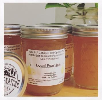 Local Pear Jam